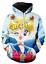 MenWomen-3D-Print-Anime-Sailor-Moon-Casual-Hoodie-Sweatshirt-Jacket-Pullover-Top miniature 12