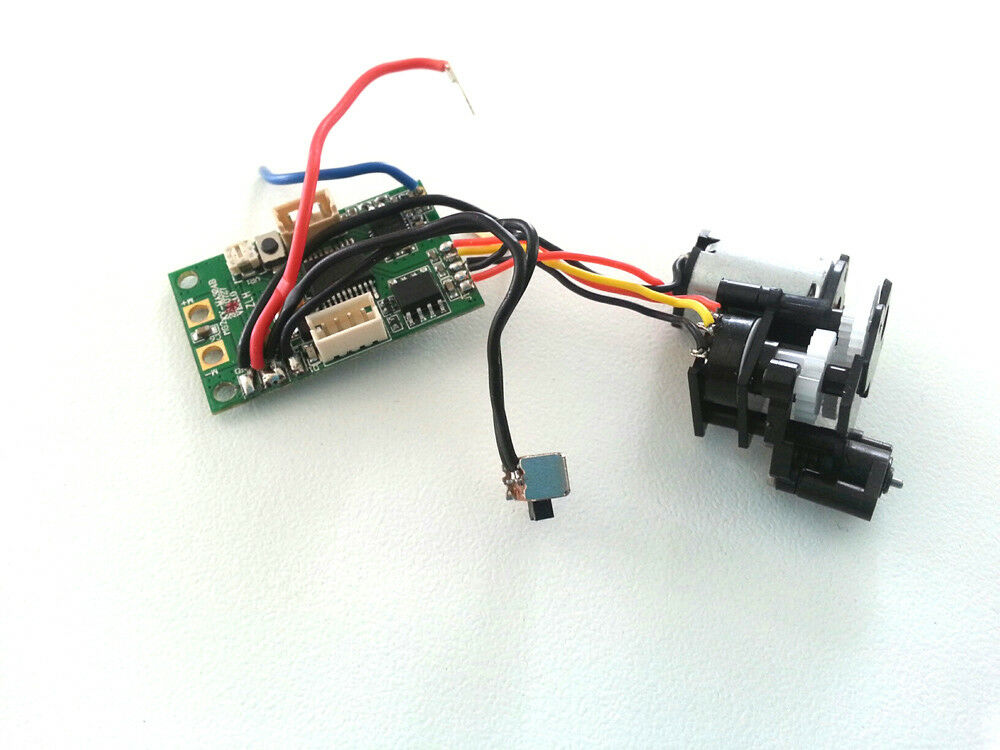 KYOSHO MINI-Z AWD 4 WD Tiki Tiki moda RICAMBIO Board scheda sterzo ingranaggi kt-18