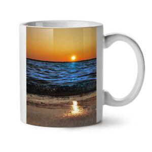Life Nature Sunset Wild NEW White Tea Coffee Mug 11 oz | Wellcoda