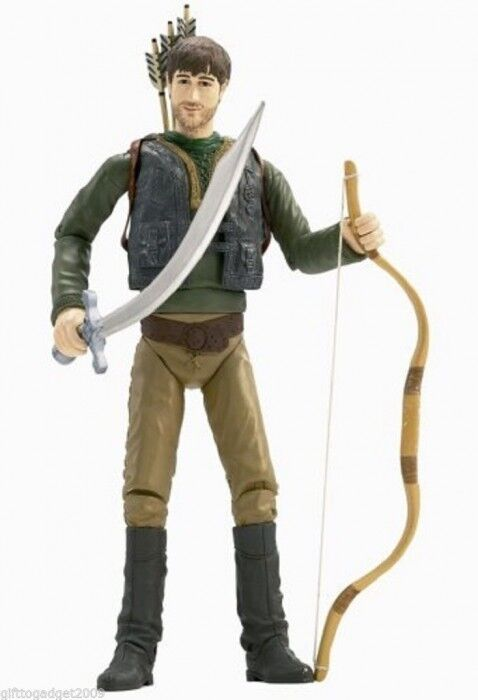Robin Hood 12  Talking Figure New & Sealed Rare Collectable