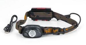 Fox Halo Headtorch MS300C / Carp Fishing