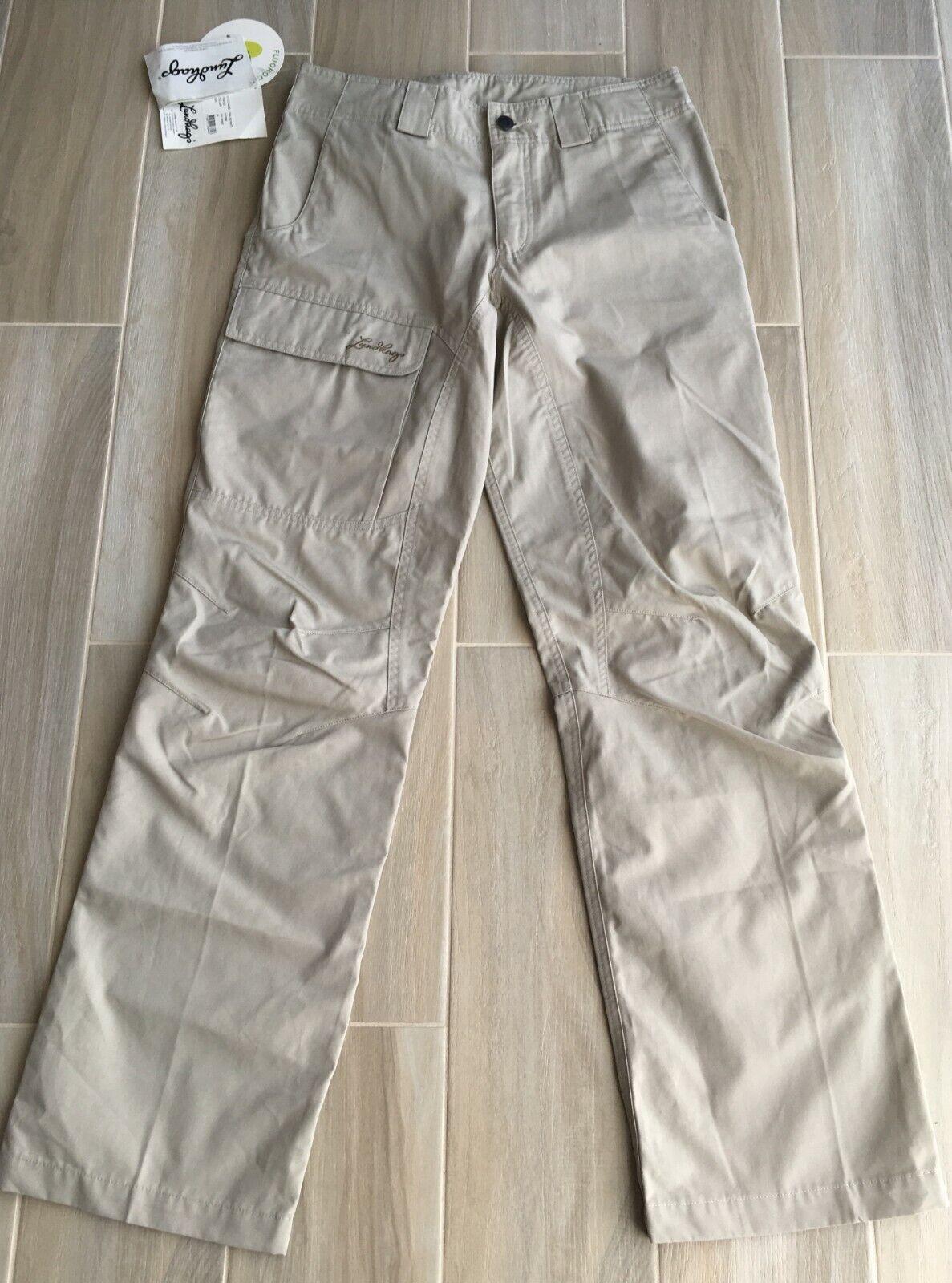 Lundhags Hiking Pants Trekking Trousers Women Size 36