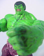"Marvel Select~     The INCREDIBLE HULK~    10"" inch~  Complete~~ MEAN"