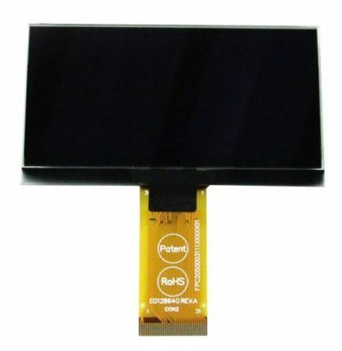 Intelligent Passive Display Solutions 2.7in Vert Passive Intelligent Matrice Oled Écran D'Affichage d23524