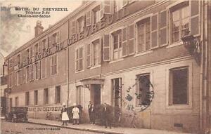 CPA-71-HOTEL-DU-CHEVREUIL-A-CHALON-SUR-SAONE