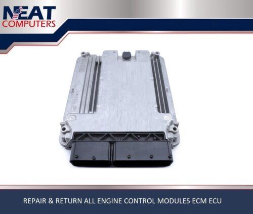 07-16 Audi Q7 ECM ECU PCM Engine Computer Repair /& Return Audi ECM Repair