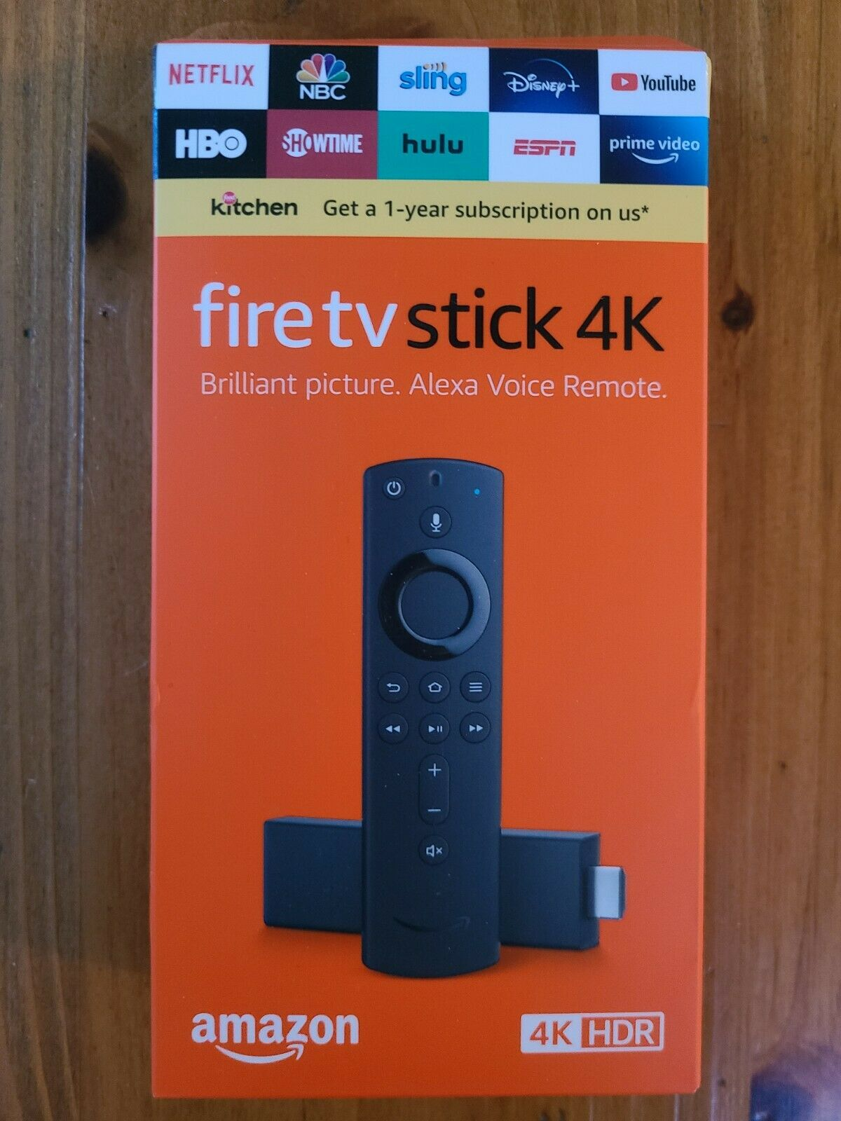 Amazon  Fire TV Stick 4K Streaming Media Player with Alexa alexa media player stick streaming with