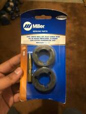 10 Items Miller Genuine 045 Drive Roll Kit For Millermatic 212 252