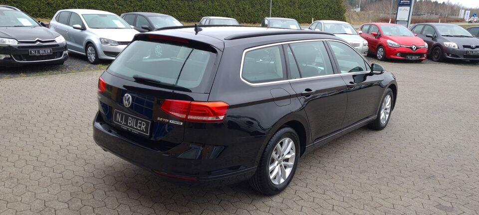 VW Passat 2,0 TDi 150 Comfortline+ Variant DSG Diesel aut.