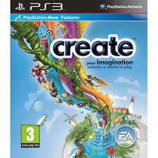 Create PS3 Move *in Excellent Condition*