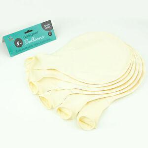 """BIANCO 36"""" GRANDI GIGANTI in lattice grande ovale Palloncino Decorazione Festa Matrimonio - 6 Confezione  </span>"""