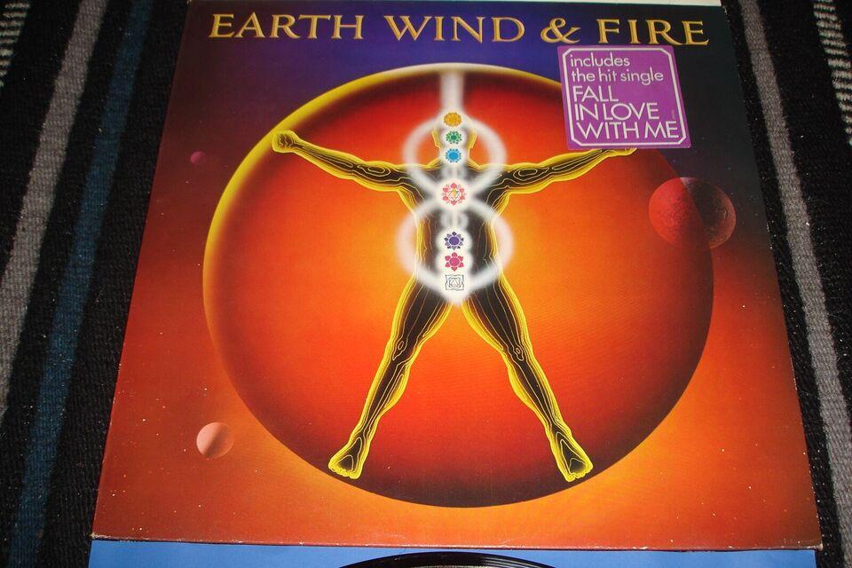 LP, Earth Wind & Fire / Earth, Wind & Fire