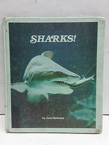 Sharks! (Science Books) by Behrens, June Book The Fast Free Shipping