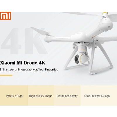 Xiaomi Mi Drone Cámara 4K RC Cuadricóptero Quadcopter WiFi FPV 5GHz 4K UHD Cam