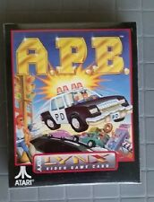 A.P.B. (Lynx, 1991)
