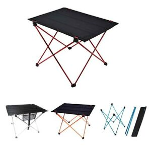 Image Is Loading Camping Bbq Folding Table Outdoor Portable Beach Picnic