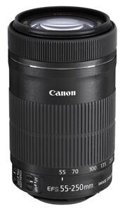 Canon EF-S 55-250 mm F/4.0-5.6 IS STM Objektiv Kompaktes Teleobjektiv