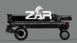 Zar Ultra Foldable Portable Lightweight Electric Scooter For Adults