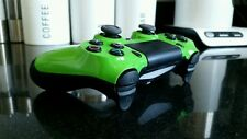 PS4 PS3 ELITE PRO GREEN COMPETITION LEGAL RAPID FIRE MOD CONTROLLER
