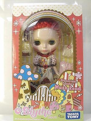 Blythe Precocious Candy's Mushroom Japan ((EMS Shipping))