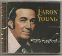Faron Young, Cd hillbilly Heartthrob Sealed