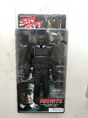 "Film, Tv & Videospiele Bnib Neca 7.5"" Sin City Manute Sereis 1 Action Figure Colour Frank Millers Nachfrage üBer Dem Angebot"