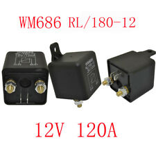 Car Heavy Duty Split Charge DC 12V 100A 100 AMP SPST Relay 4 Pin RL180 WYS