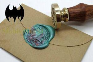 Image Is Loading Bat Wax Seal Stamp Sealing Wedding