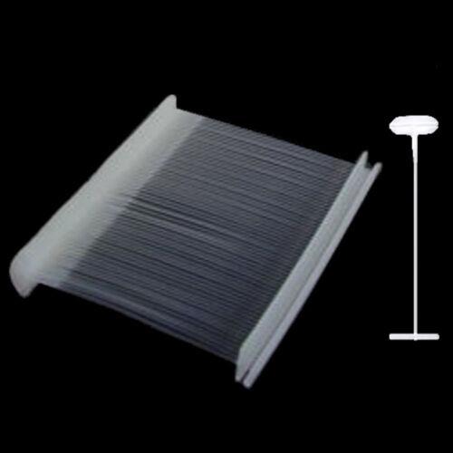 EF550= 20.000 Heftfäden 50mm fein transparent Fäden für Etikettierpistole TagPin