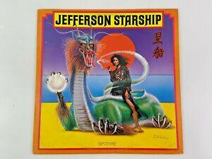 Jefferson Starship Spitfire Vinyl LP Record Album Grunt 1976