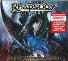 RHAPSODY OF FIRE INTO THE LEGEND CD DIGIPACK DELUXE EDITION NUOVO SIGILLATO !!