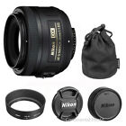 Nikon 35mm f/1.8G AF-S DX Nikkor Lens for Nikon Digital SLR Cameras NEW 2183