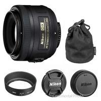 Nikon 35mm F/1.8g Af-s Dx Nikkor Lens For Nikon Digital Slr Cameras Brand