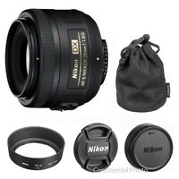 Nikon 35mm F/1.8g Af-s Dx Nikkor Lens For Nikon Digital Slr Cameras Brand
