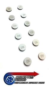 Valve-Lifter-Follower-Bucket-Test-Shim-Set-For-R33-GTR-Skyline-RB26DETT