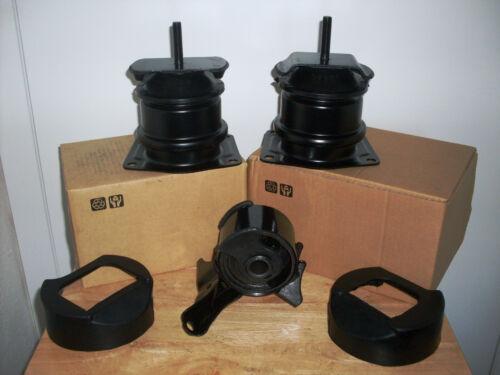 SET OF 3 ENGINE MOUNTS . 3.2L, V6, 3210cc FITS: 1999 ACURA TL