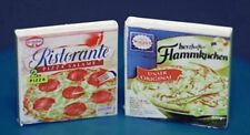 Pizza Ristorante und Flammkuchen, Puppenstube 1:12 #1636