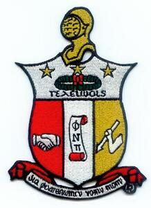 Reply, attribute Kappa alpha psi shield