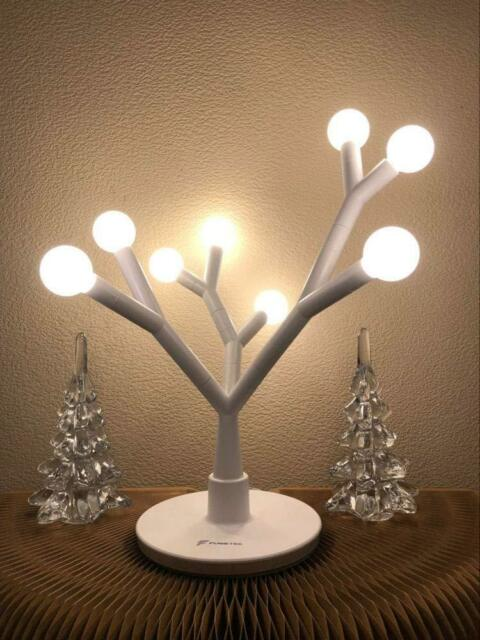 Led Table Lamp Decorative Tree Branch Fugetek 750 Lumen Modern