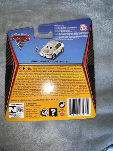 Disney Pixar Cars-Erik Laneley-New Boxed