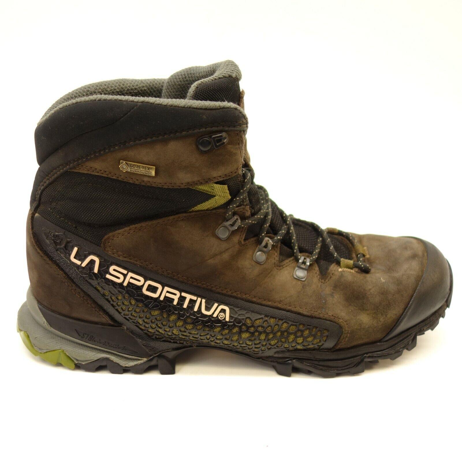 3a24dc791de3 La Sportiva Mens Nucleo High GTX WP Athletic Hiking Boots US 12 Size ...