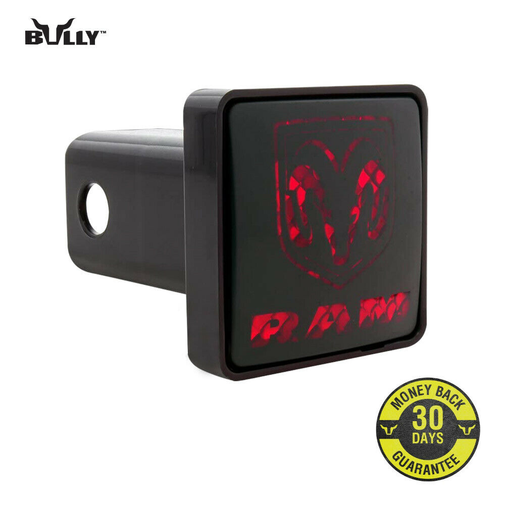 MAGA Hitch Cover Black REC RED
