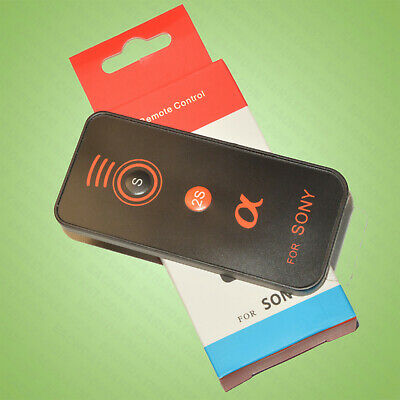 IR Wireless Remote Control Compatible with Sony  A550 A500 A450 A390 A380