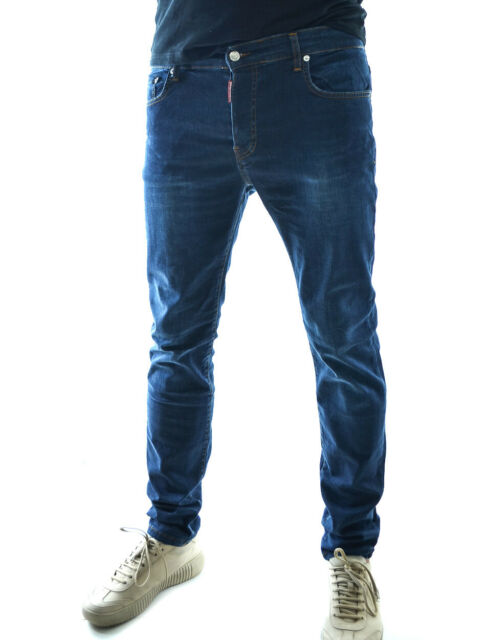 SALE! BNWT DSQUARED2 NEW DARK BLUE JEANS GREAT FIT FREE SHIPPING SEE SIZES
