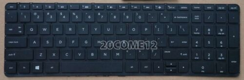 FOR HP 15-p070tx 15-p071tx 15-p072tx 15-p073tx 15-p074tx Keyboard US NO frame BK