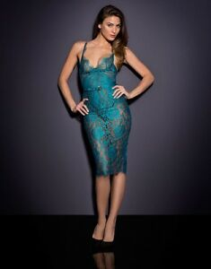Agent-Provocateur-Rosette-Dress-Size-3-UK-10-12-RRP-695