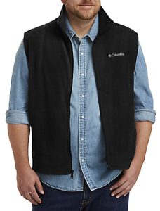 Columbia Mens Steens Mountain Vest Fleece