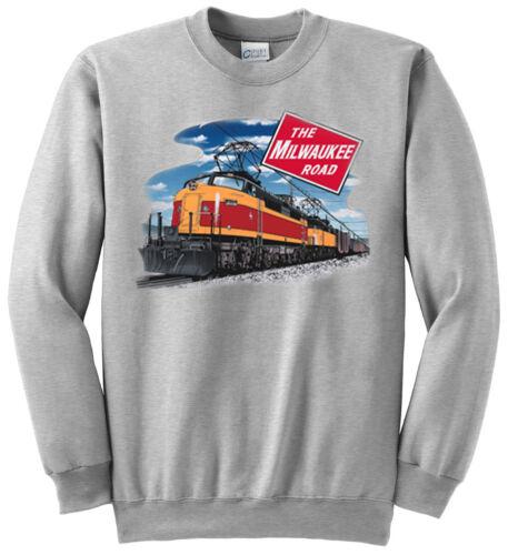 10008 Milwaukee Little Joe  Railroad Sweatshirt