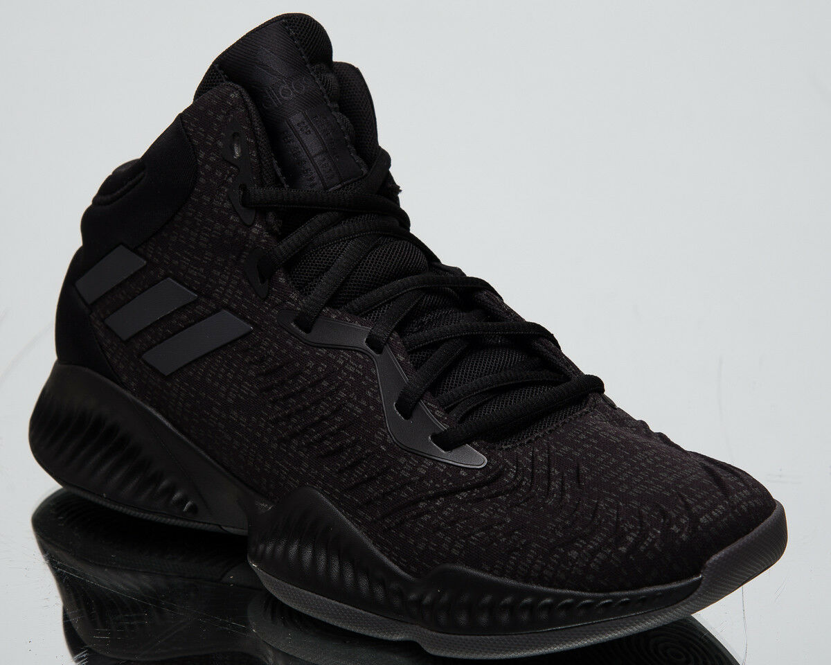 Adidas Mad Bounce 2018 New Men's Basketball shoes Core Black Sneakers AH2695