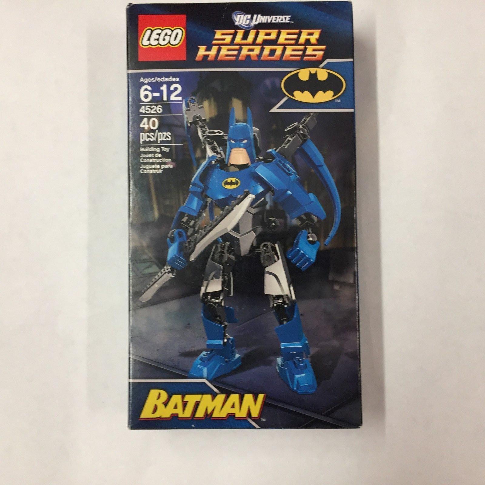 Lego Batman 4526 Super Heroes